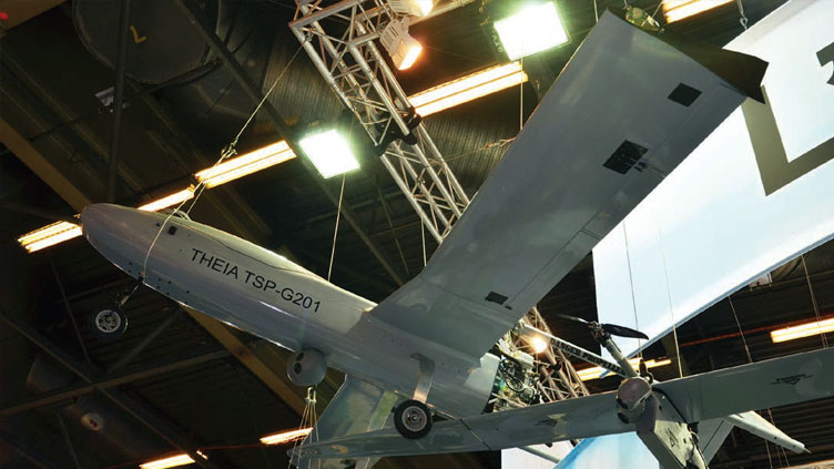 Unmanned know how Threod UAS